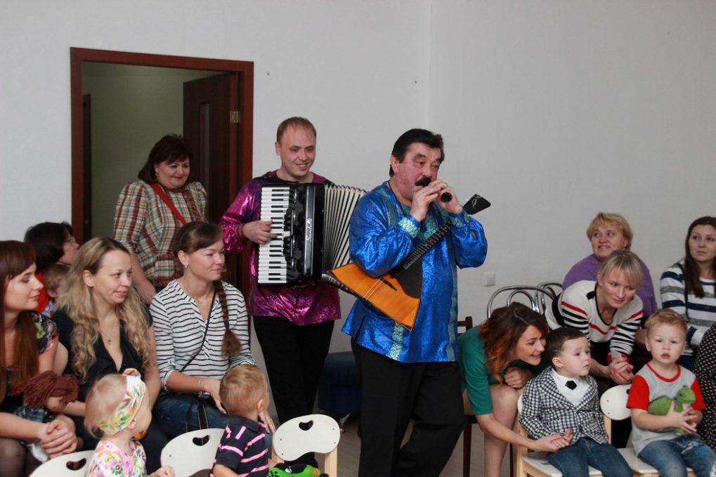 концерт русской народной музыки